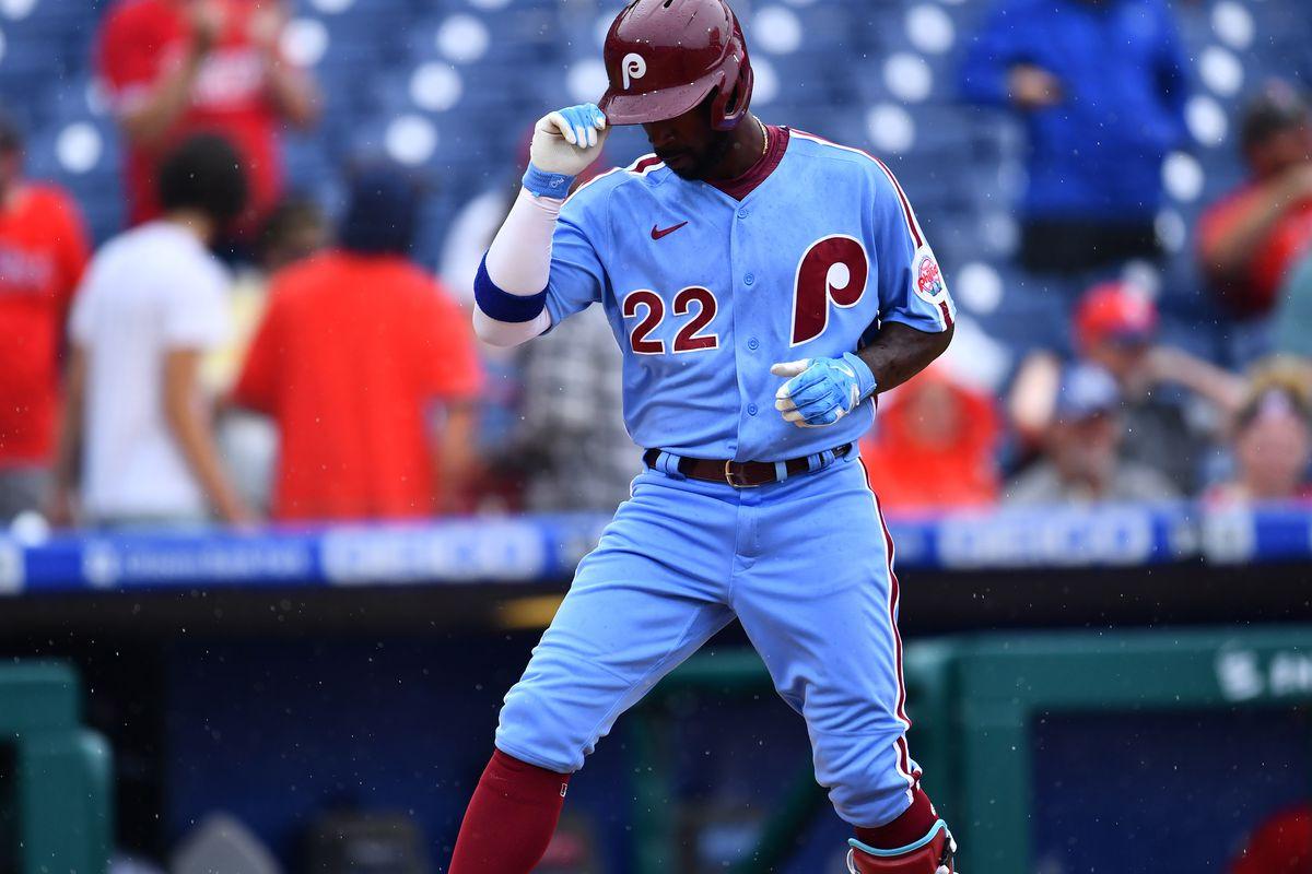 MLB: JUL 29 Nationals at Phillies Game 2