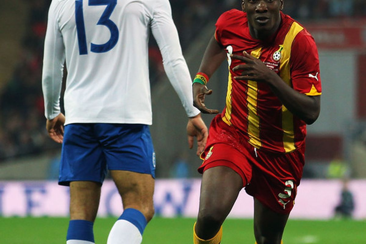 Will Asamoah Gyan give Joleon Lescott the run around once again this Sunday? There's good value if you think so.