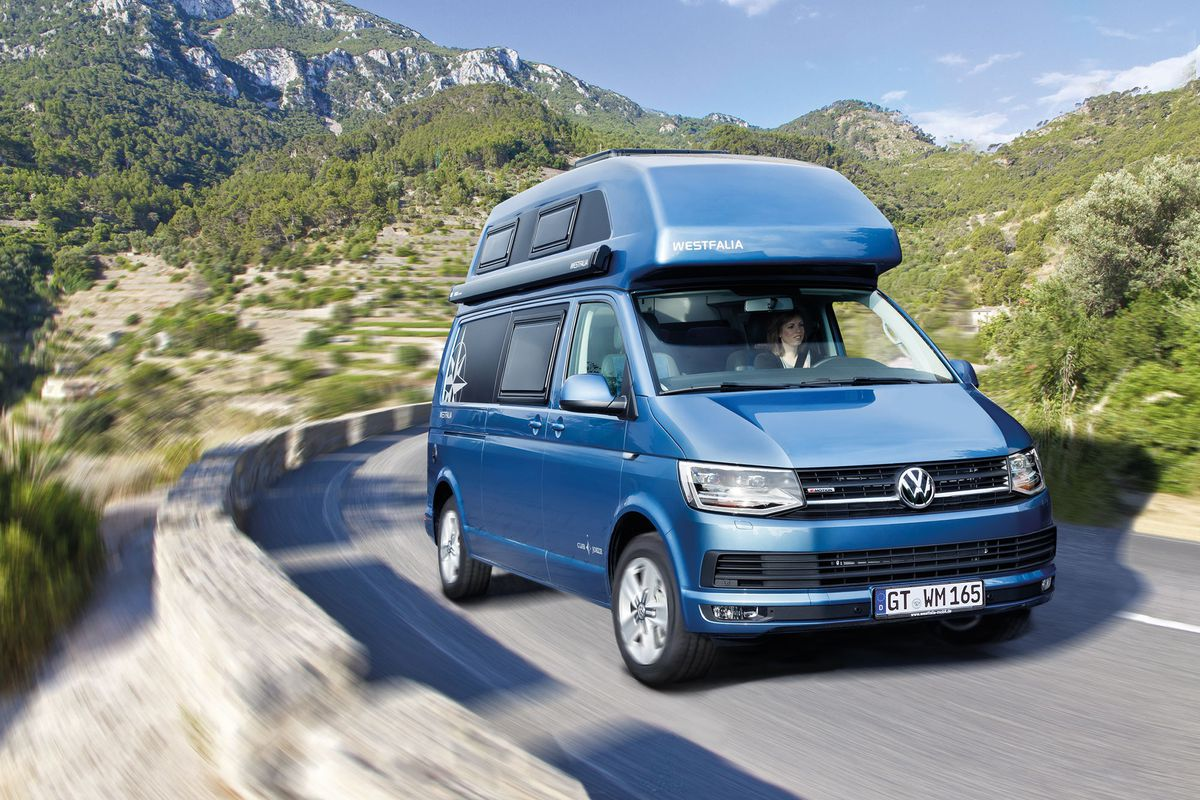 The Club Joker From Westfalia Uses A Volkswagen As Its Base Courtesy Of