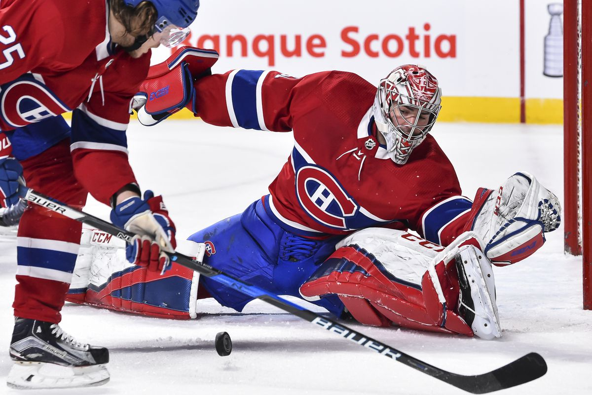 2018 2019 Nhl Preview Montreal Canadiens Fake Teams
