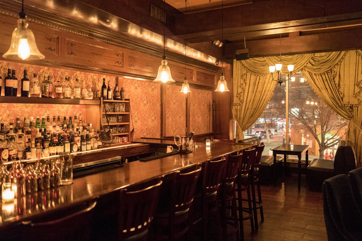 Secret Bar Angel's Share Has Another Secret Bar - Eater NY