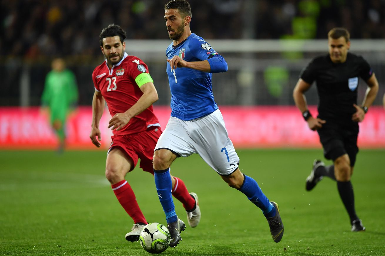 Is this Italy side one to be reckoned with""