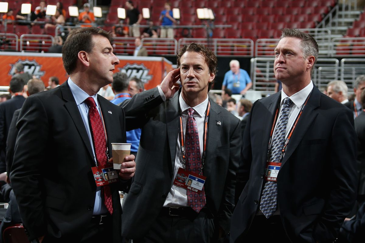 """""""This is the phone I keep calling Stastny on. Why won't he pick up?"""" -Joe Sakic"""