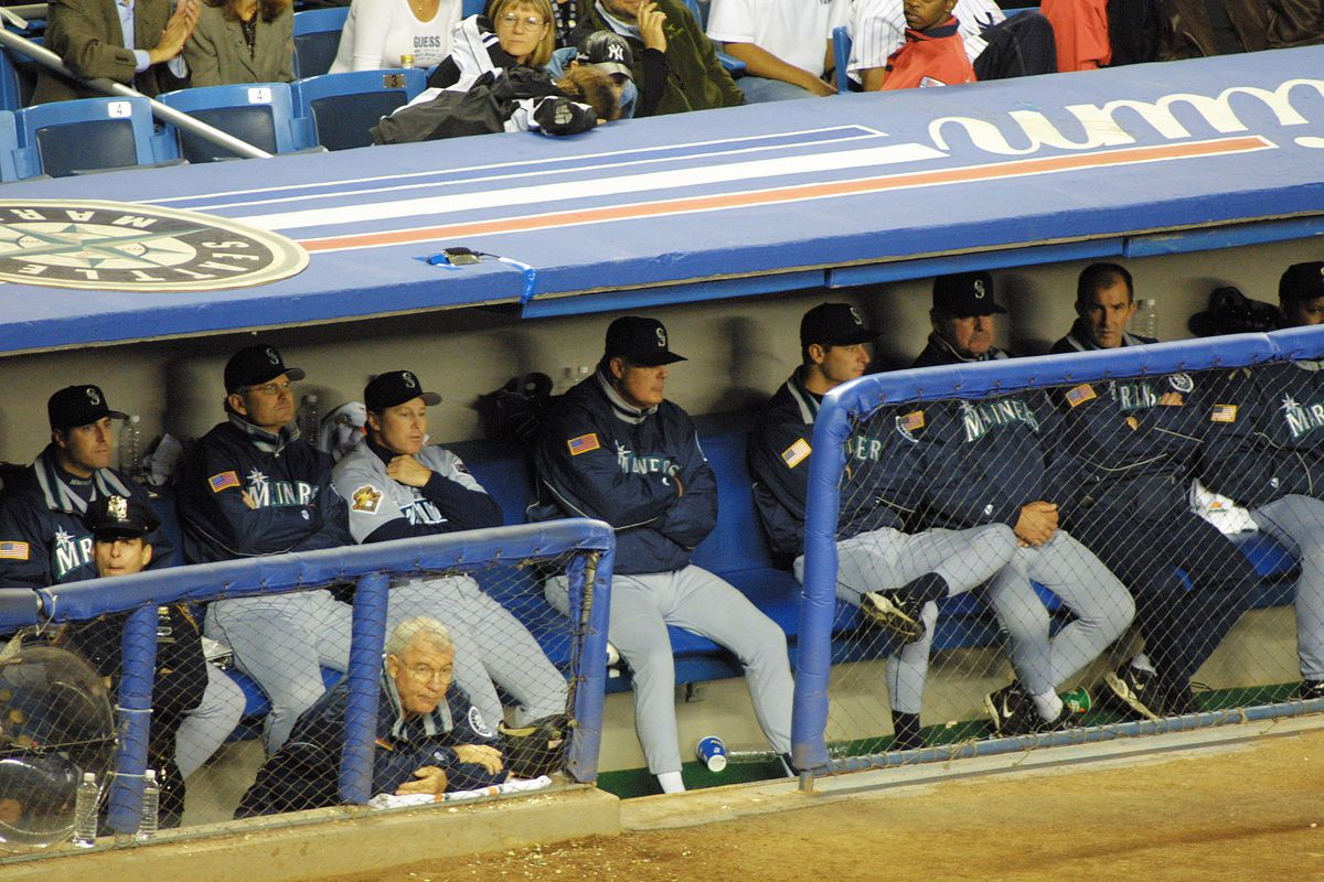 Mariners v Yankees X