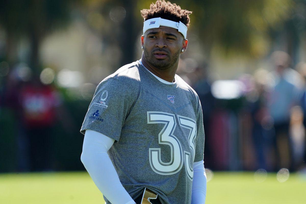 NFL: Pro Bowl-AFC Practice