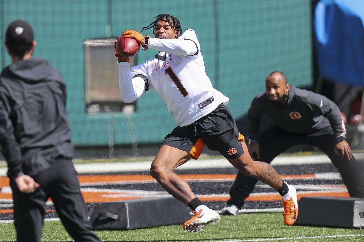 NFL: Cincinnati Bengals Rookie Minicamp