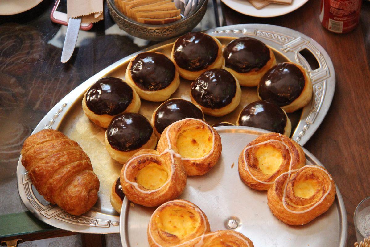 Panaderia Rosetta doughnuts
