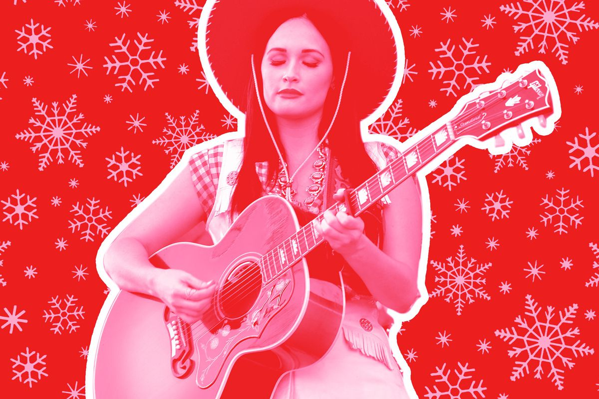 The Kacey Musgraves Christmas Album Will Make You Weep - The Ringer