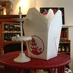 Big Chinese takeout container (originally $28, now $14)