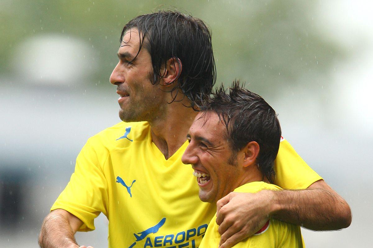West Ham United v Villarreal - Pre Season Friendly