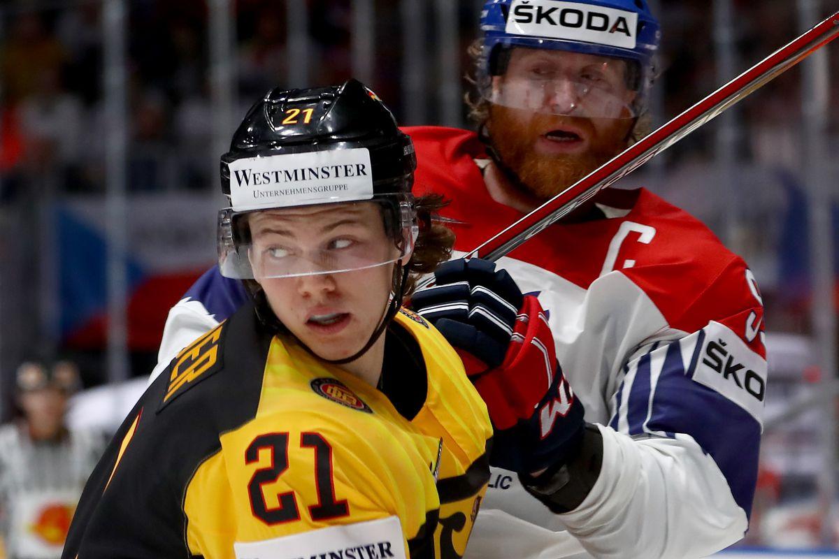 Czech Republic v Germany: Quarter Final - 2019 IIHF Ice Hockey World Championship Slovakia