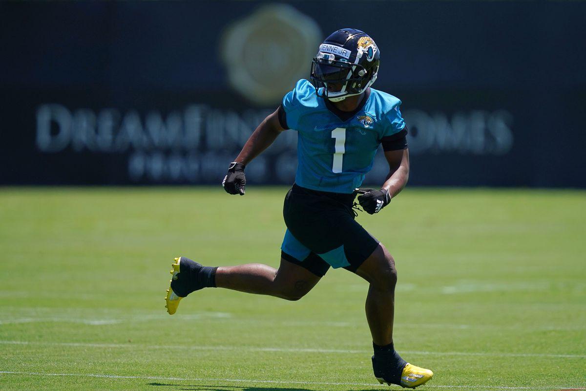 NFL: Jacksonville Jaguars Rookie Minicamp
