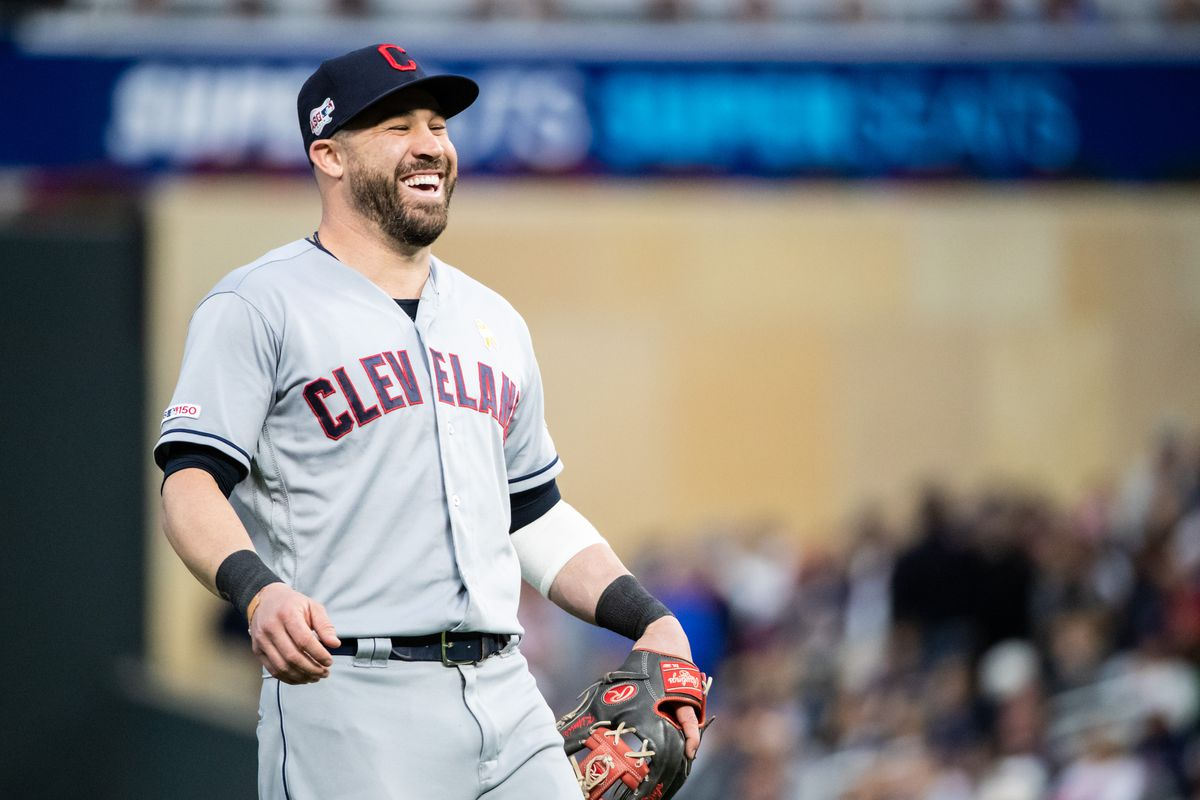N&N: Jason Kipnis hosting annual shoe toss Thursday