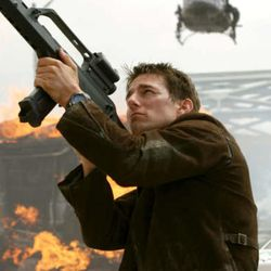 """Ethan Hunt (Tom Cruise) faces his most personal mission yet in """"Mission: Impossible III."""""""