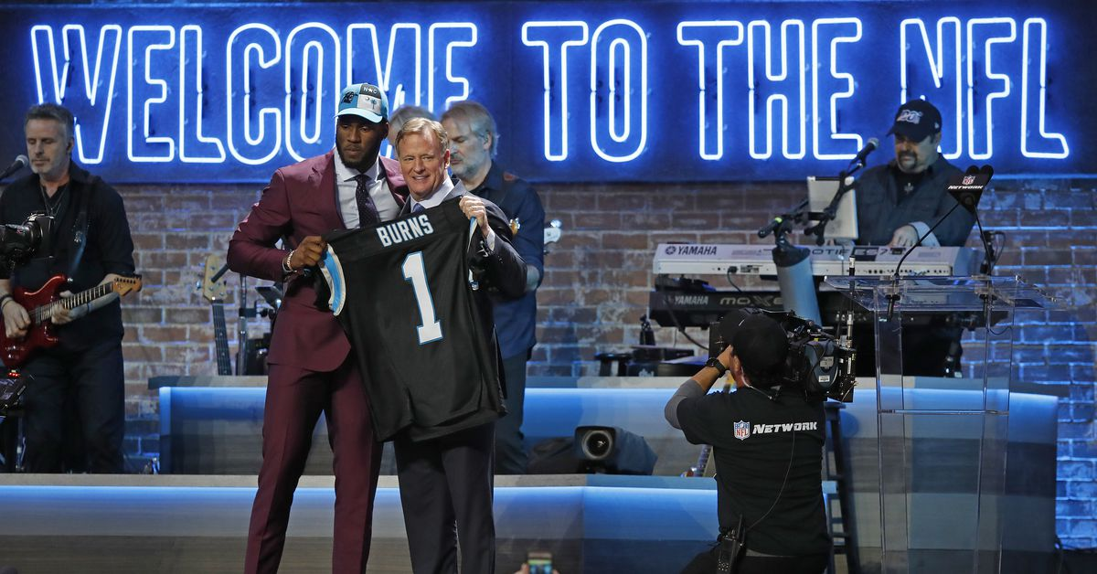 Will the Panthers receive any compensatory draft picks in 2020?