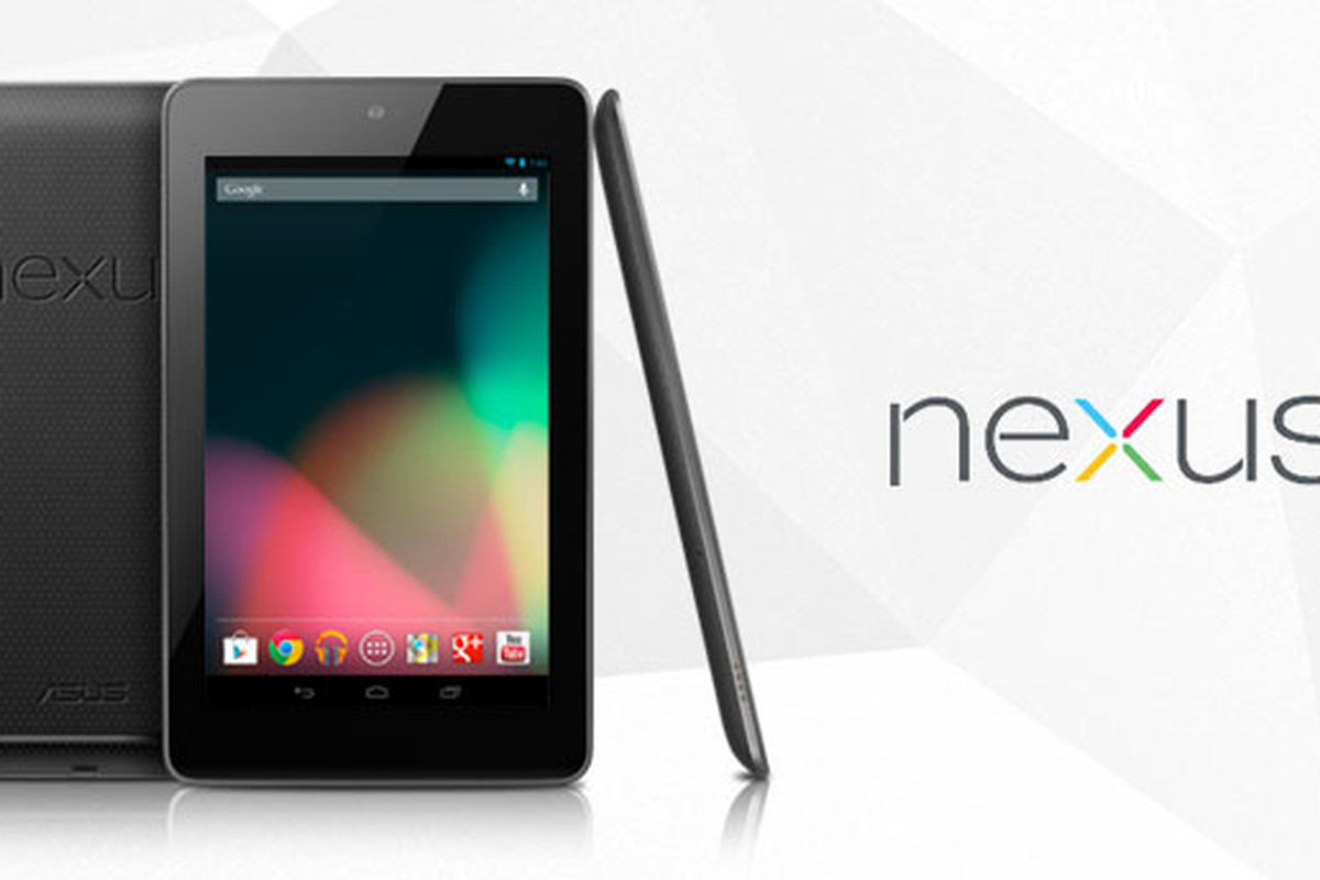 Google's Nexus 7 by Asus leaked: full specs, images, and video! - The Verge