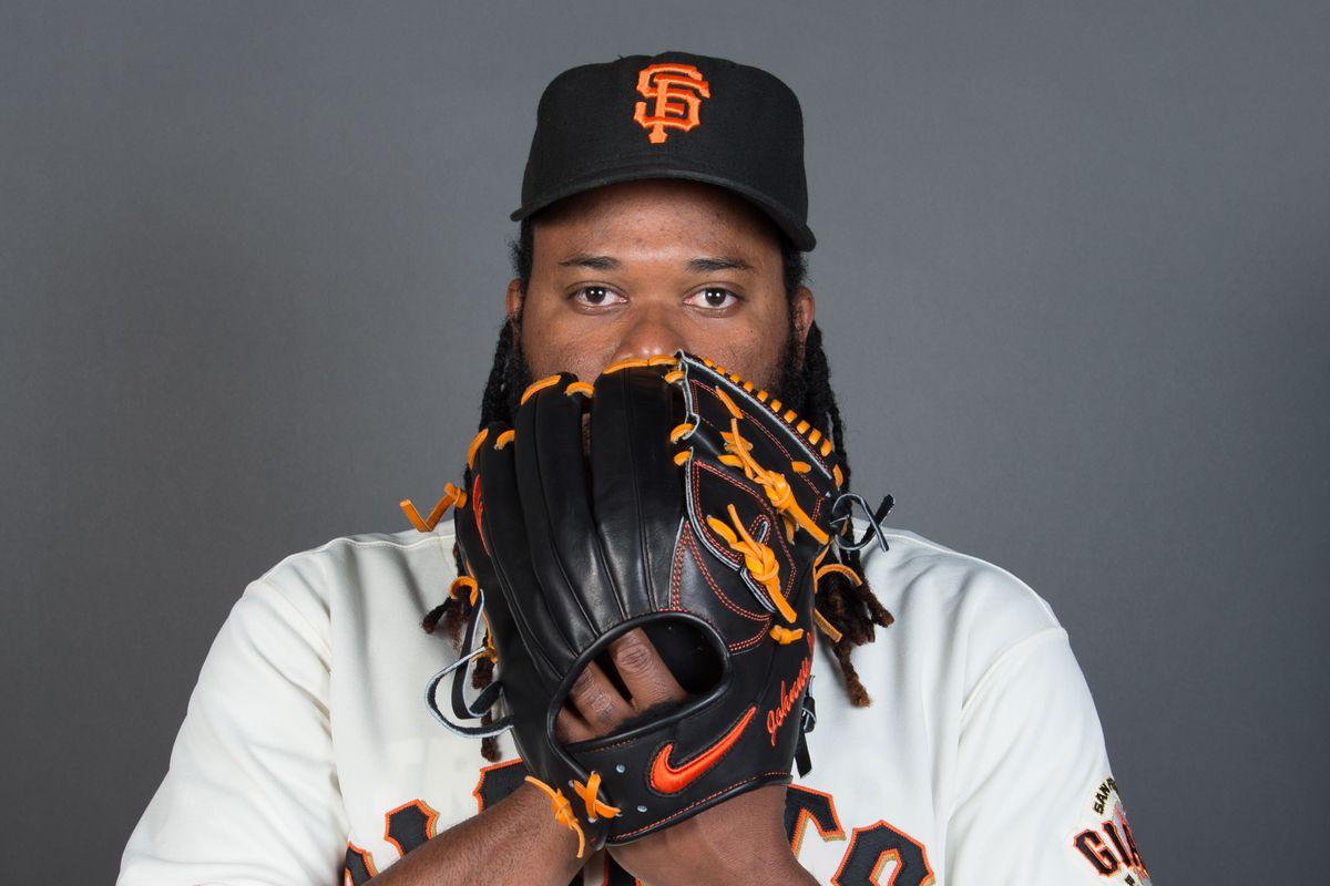 MLB: San Francisco Giants-Spring Training Media Day