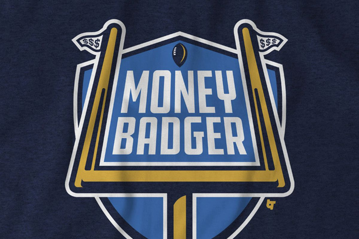 Money Badger T Shirts Now On Sale Bolts From The Blue