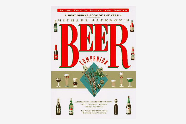 "La couverture de ""Michael Jackson's Beer Companion: The Great's Beer Styles, Gastronomy, and Traditions"""
