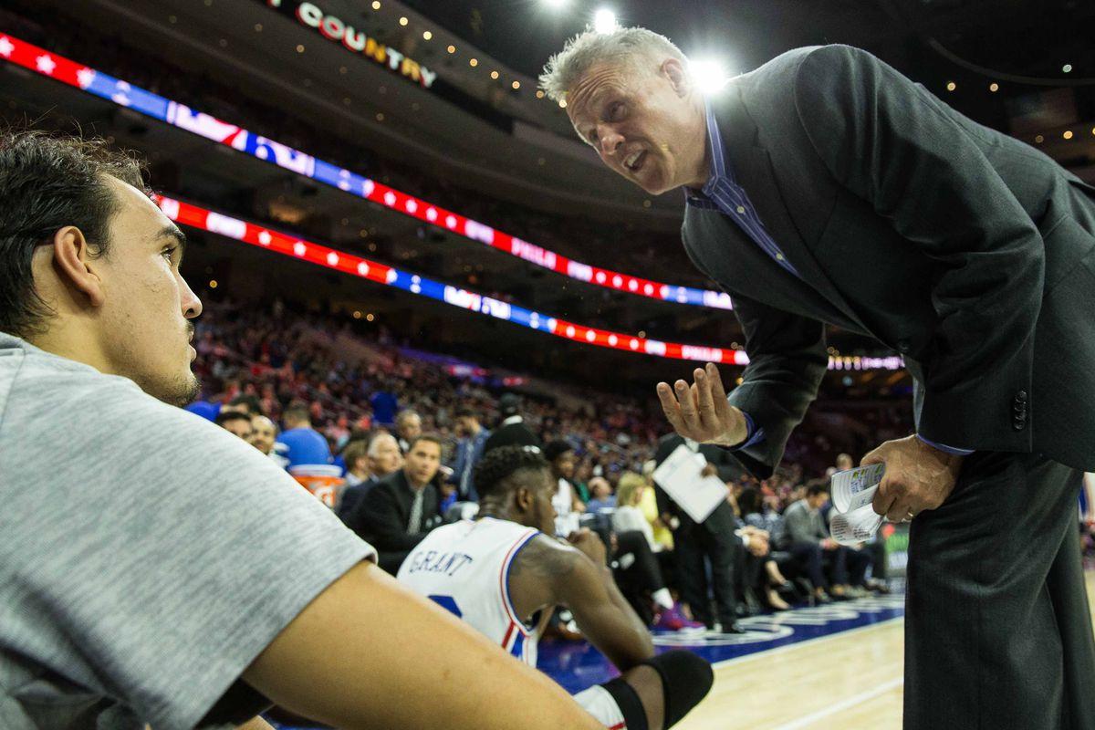 NBA: Preseason-Washington Wizards at Philadelphia 76ers