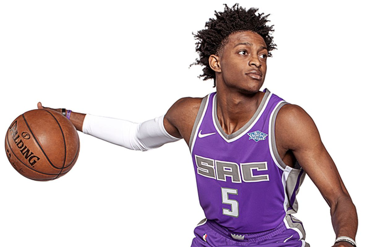 The Kings unveiled their new Nike jerseys for next season - Sactown ... 5b3570d32