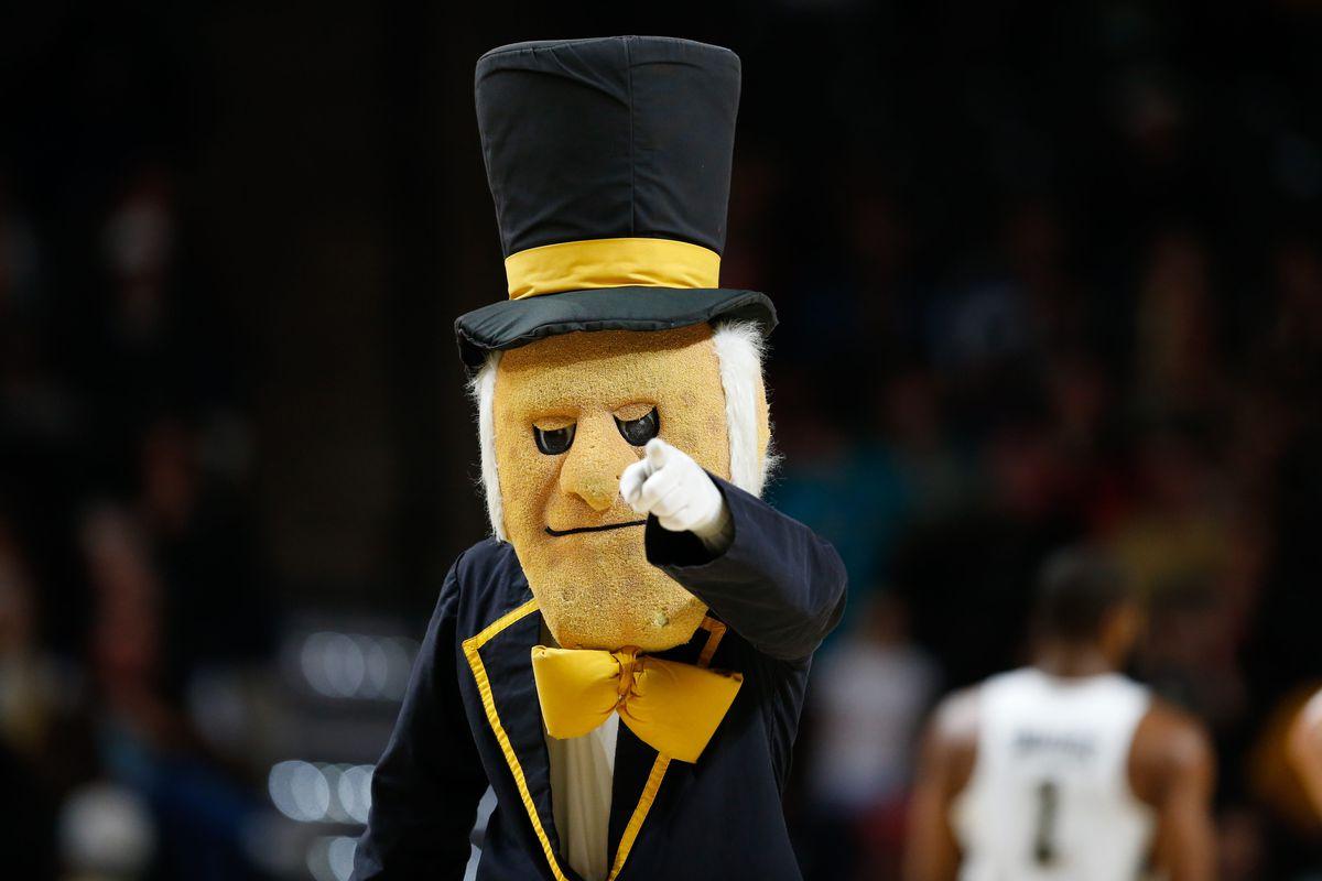 NCAA Basketball: Coastal Carolina at Wake Forest