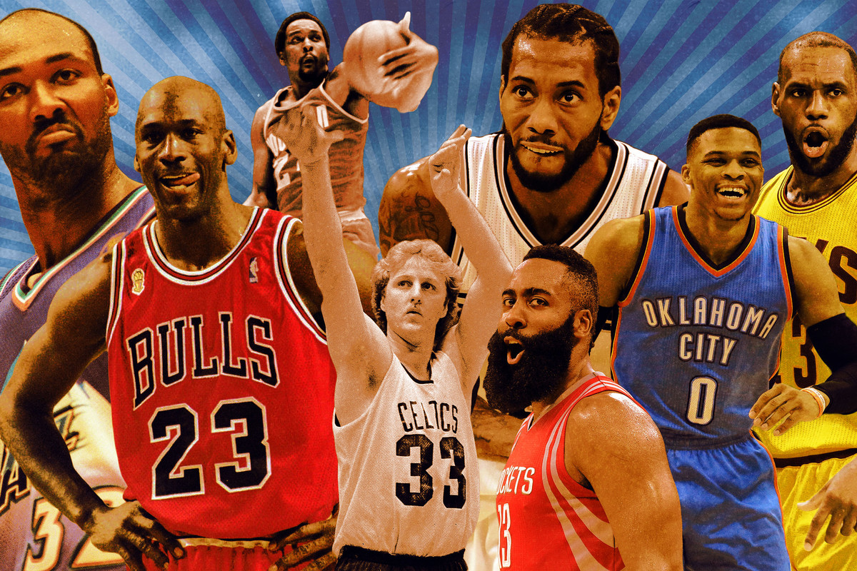 93f9e177 The Greatest, Best, and Most Historic NBA MVP Column Ever - The Ringer