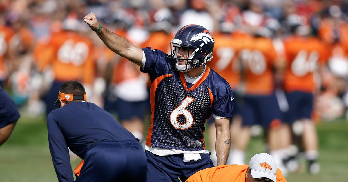 9503f90d Denver Broncos Training Camp: Day 12 news and notes - Mile High Report