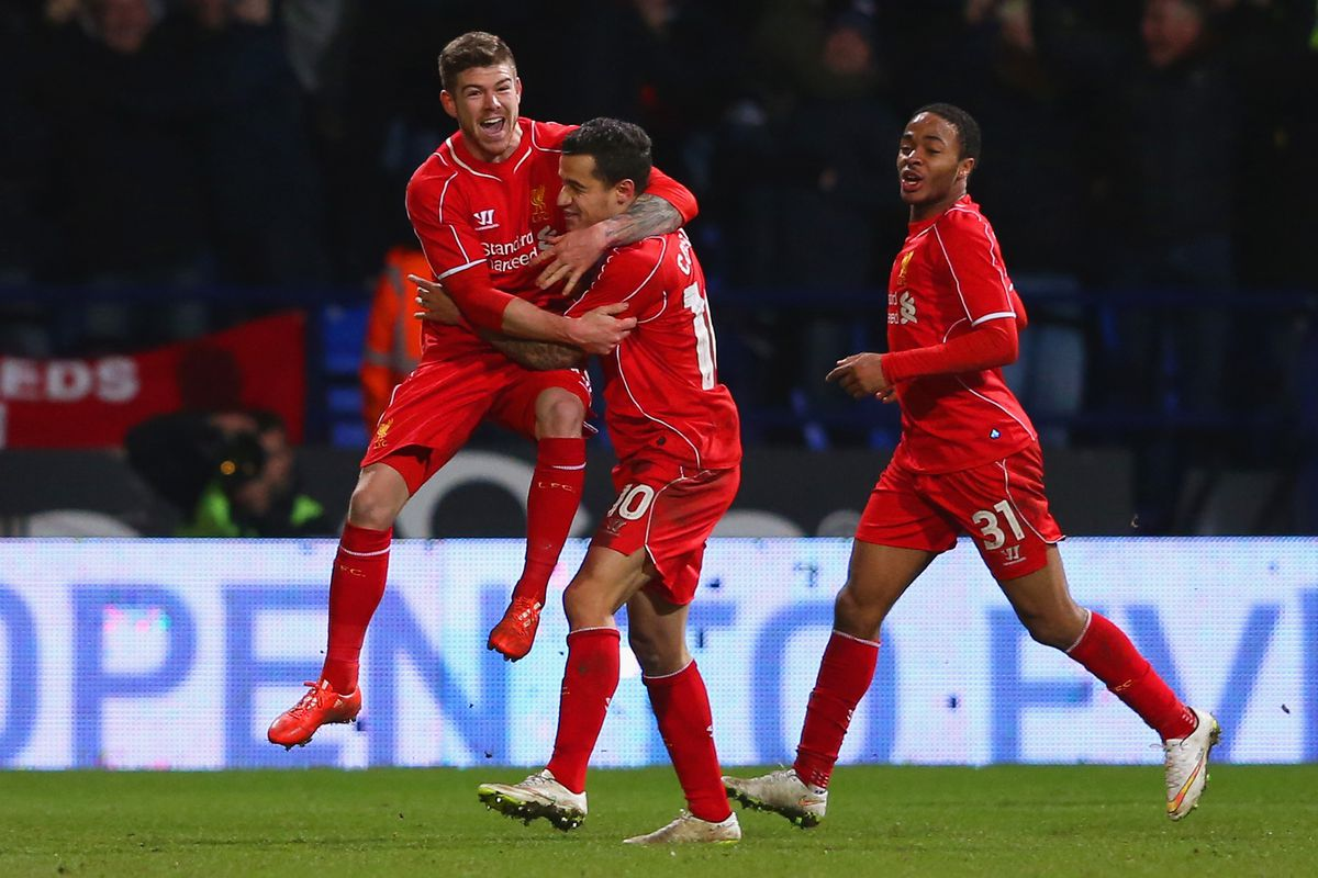 When Phil said he was happy to carry the team, Alberto may have misunderstood.