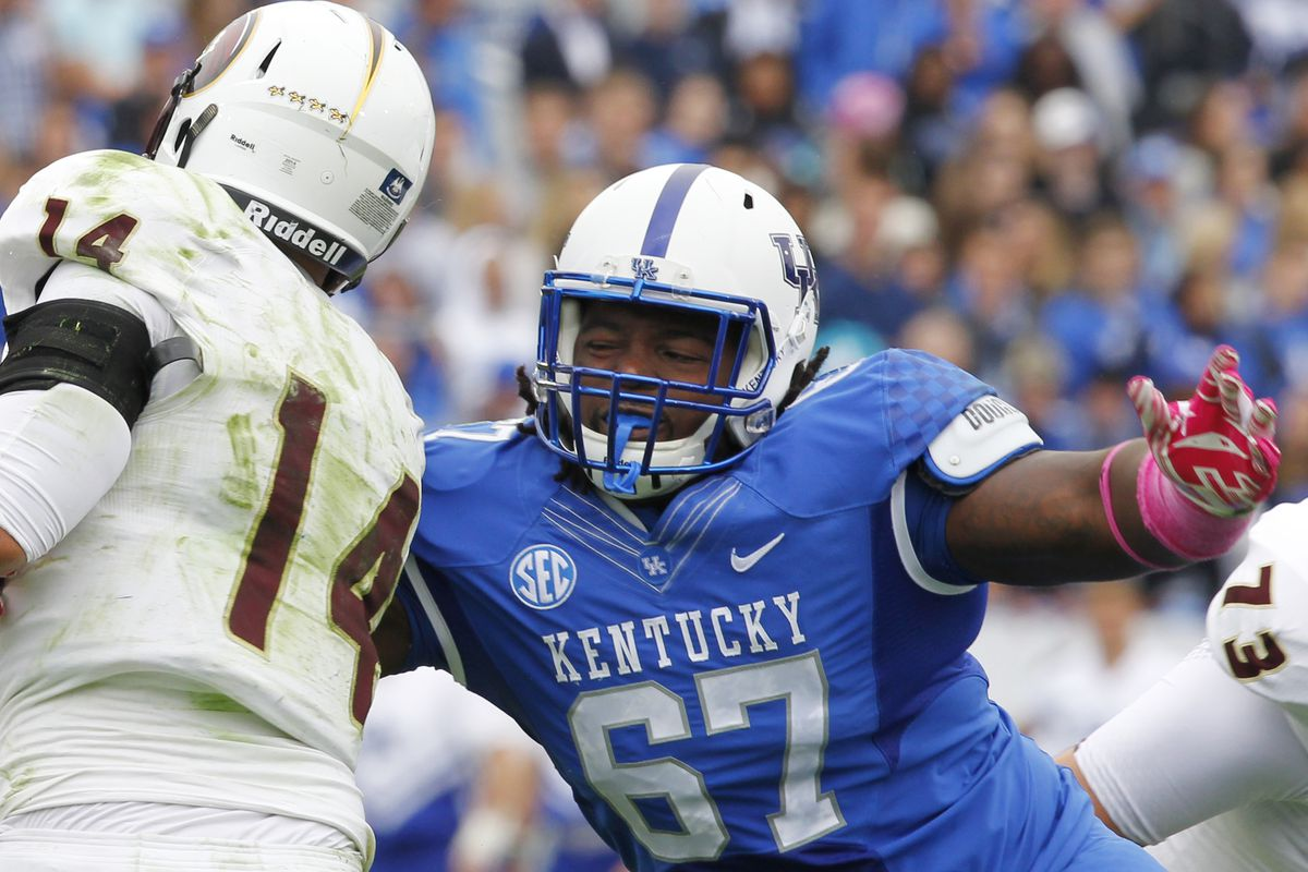 John Sommers Ii Getty Images The Kentucky Wildcats Released Their Latest Depth Chart For Upcoming Against South Carolina S