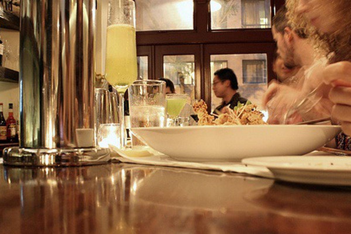 Bar at Perilla