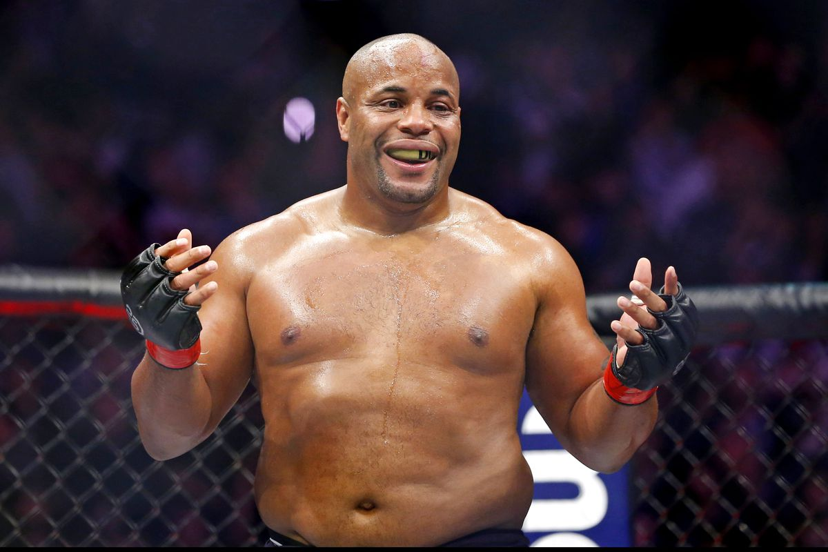 Daniel Cormier is laughing at Tito Ortiz after 'Bad Boy' claimed he could thump Jon Jones