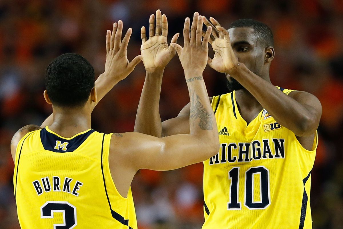 Two of Michigan's top young pro prospects.