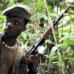 "Momulu (Godwin Namboh) in ""Freetown."""