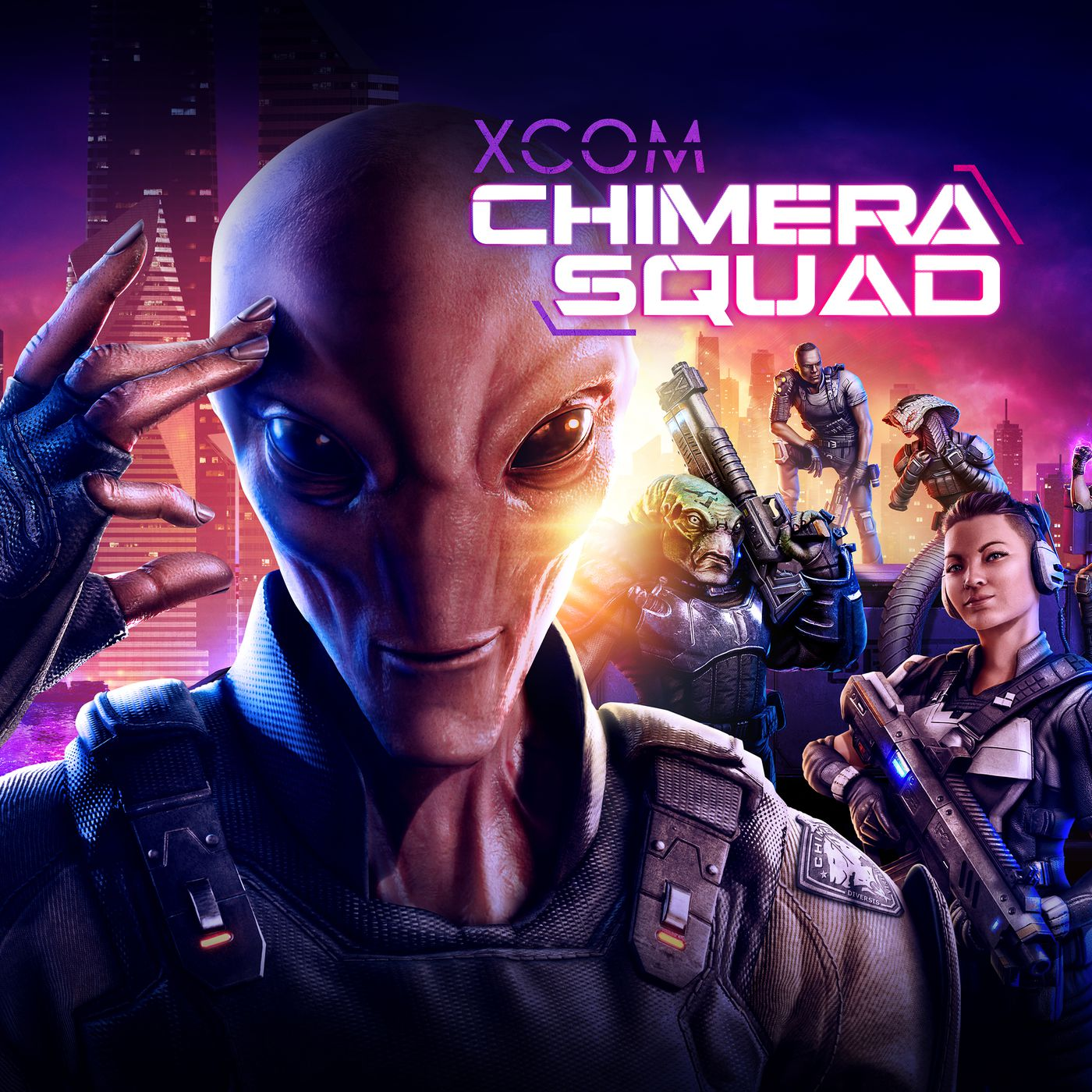 Xcom Chimera Squad Is A New Turn