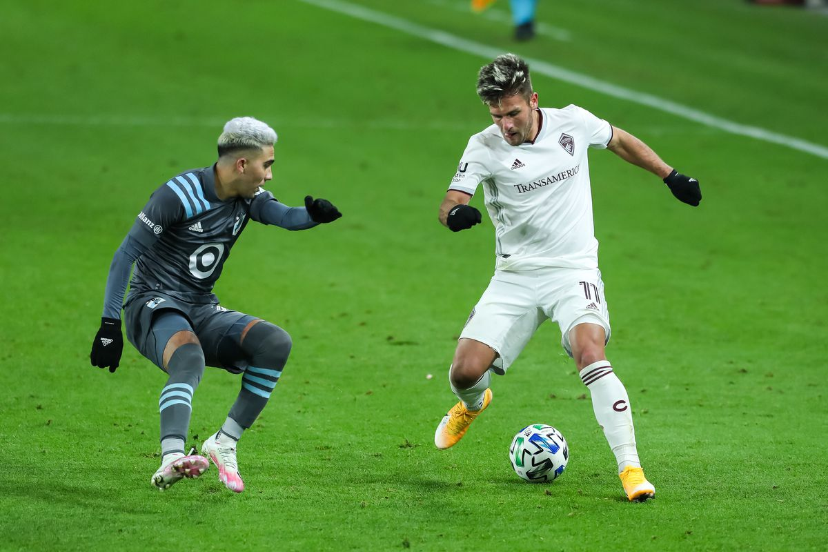 Colorado Rapids v Minnesota United FC: Round One - MLS Cup Playoffs