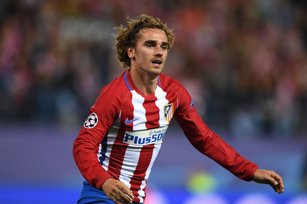 Barcelona s Possible Neymar Replacements Antoine Griezmann