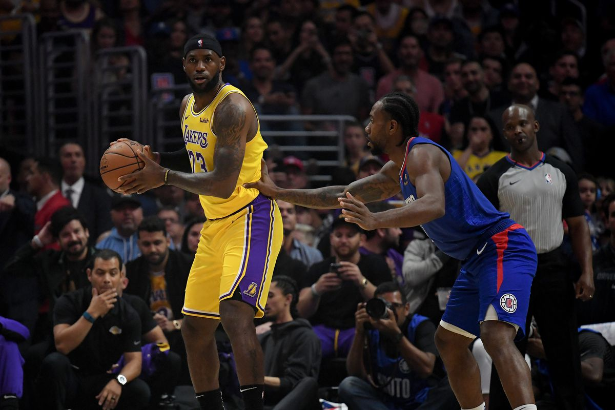 Clippers Vs Lakers Preview Christmas Day Showdown Between