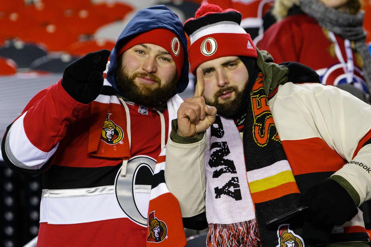 2017 Scotiabank NHL 100 Classic - Montreal Canadiens v Ottawa Senators