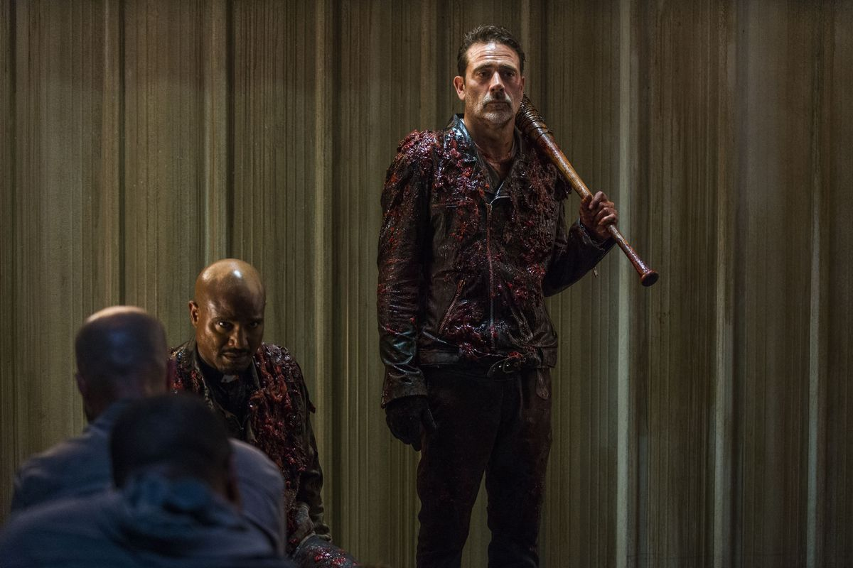 The Walking Dead Shows That It Can Actually Make Negan Great When