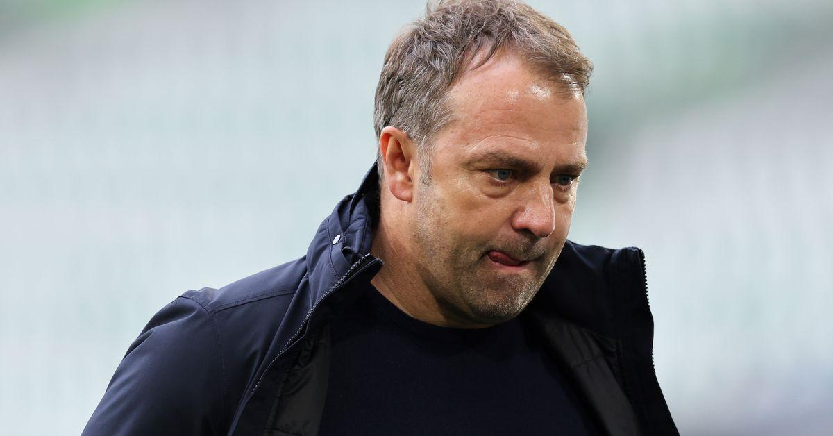 Report: Juventus eyeing Bayern Munich manager Hansi Flick