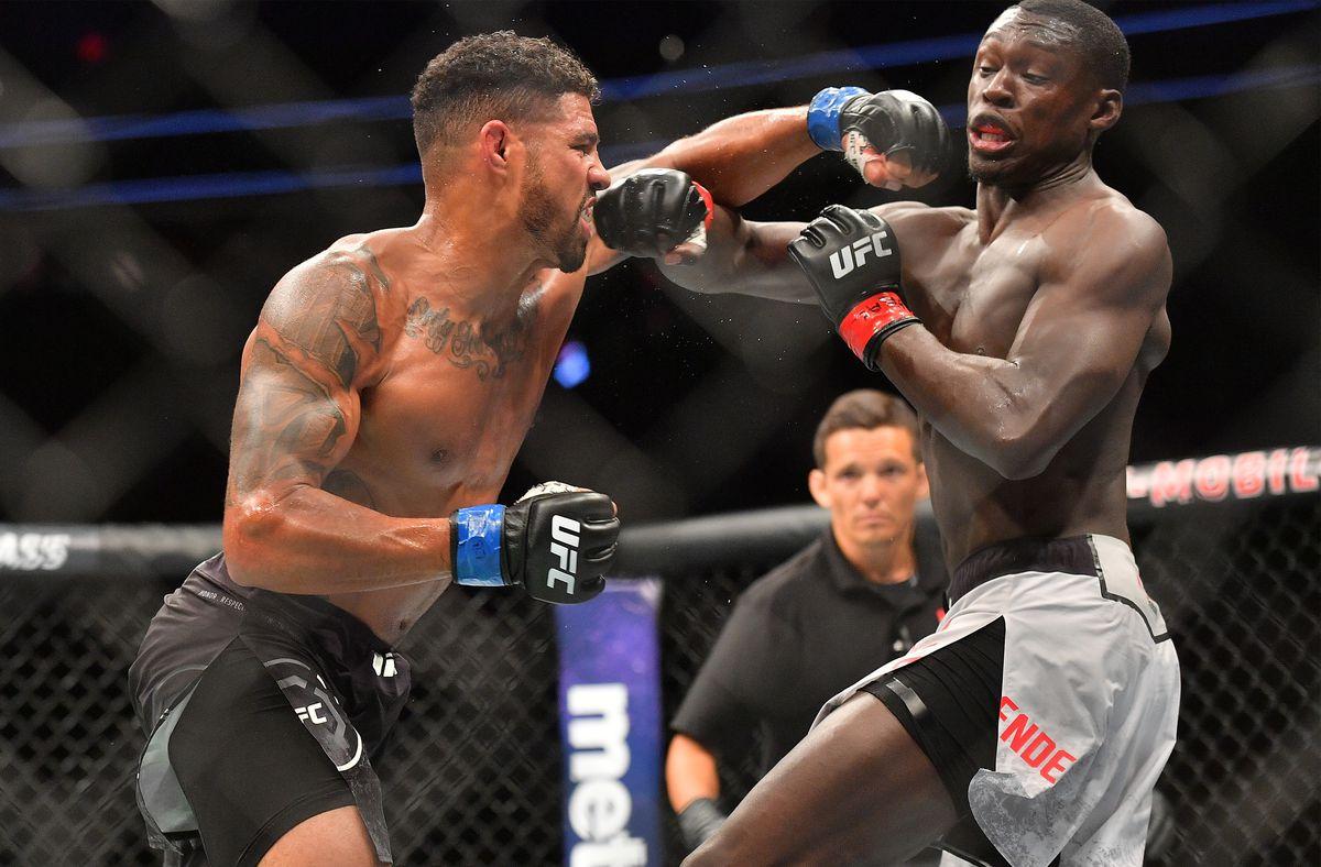 UFC 226: Millender v Griffin