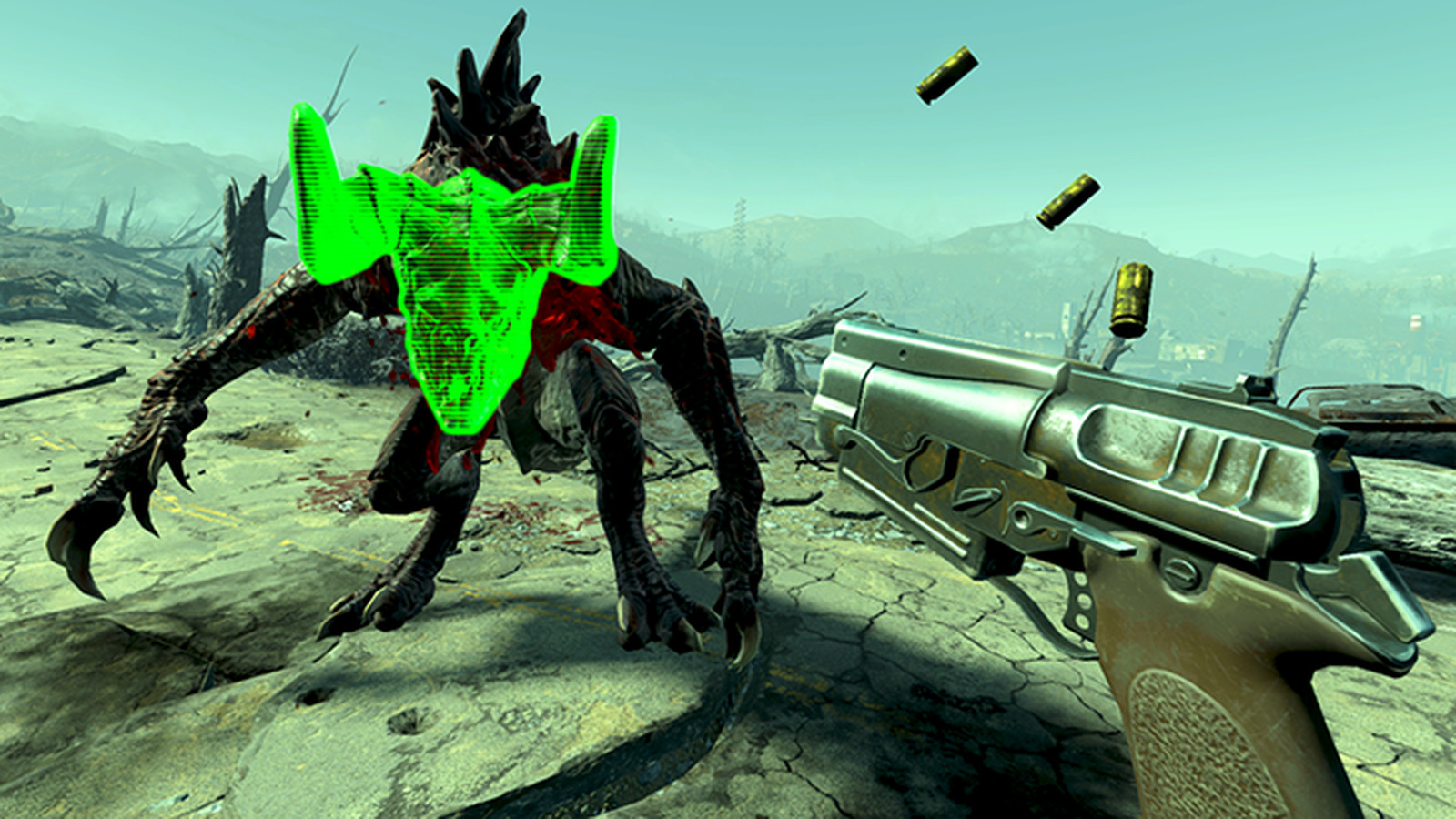 Bethesda announces release dates for Fallout, Doom, and Skyrim VR