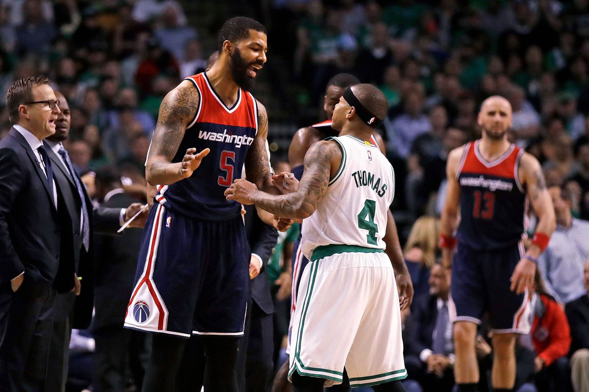 cc874c147fe Did Marcus Morris Sub in for His Twin Brother