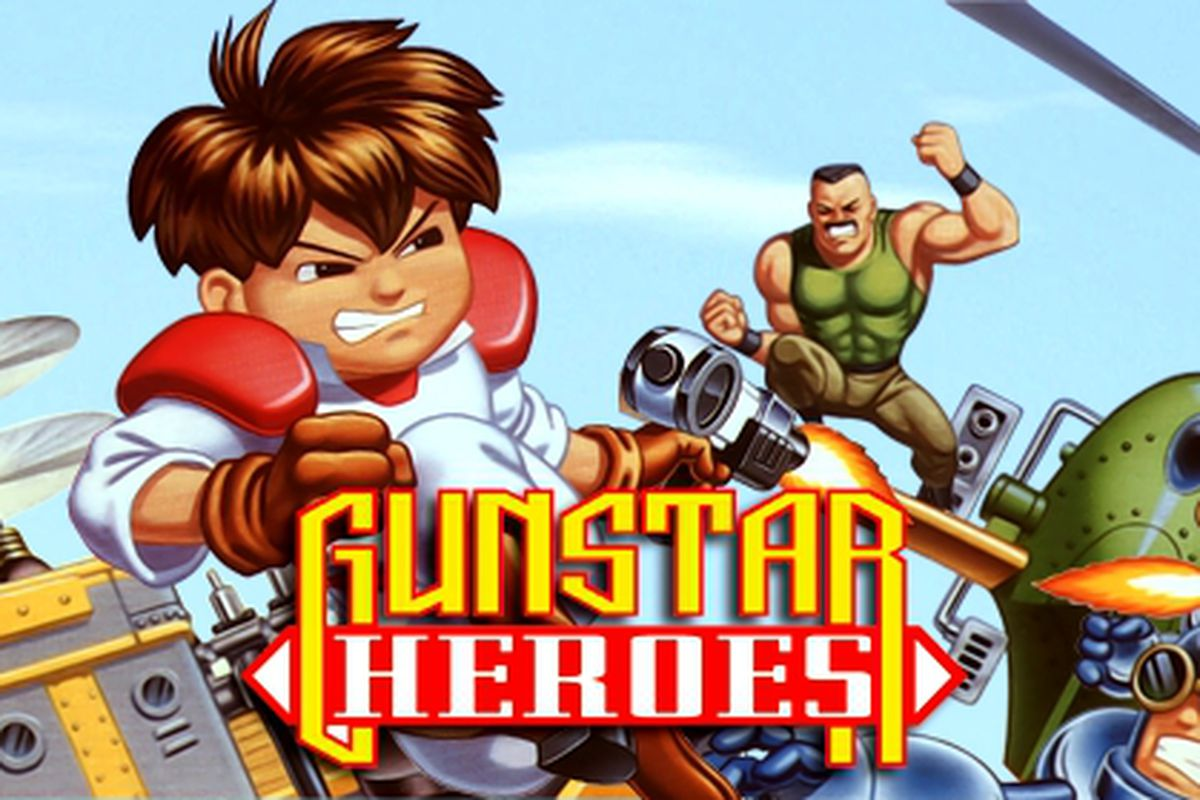Sega offers up Gunstar Heroes and more on Steam for free