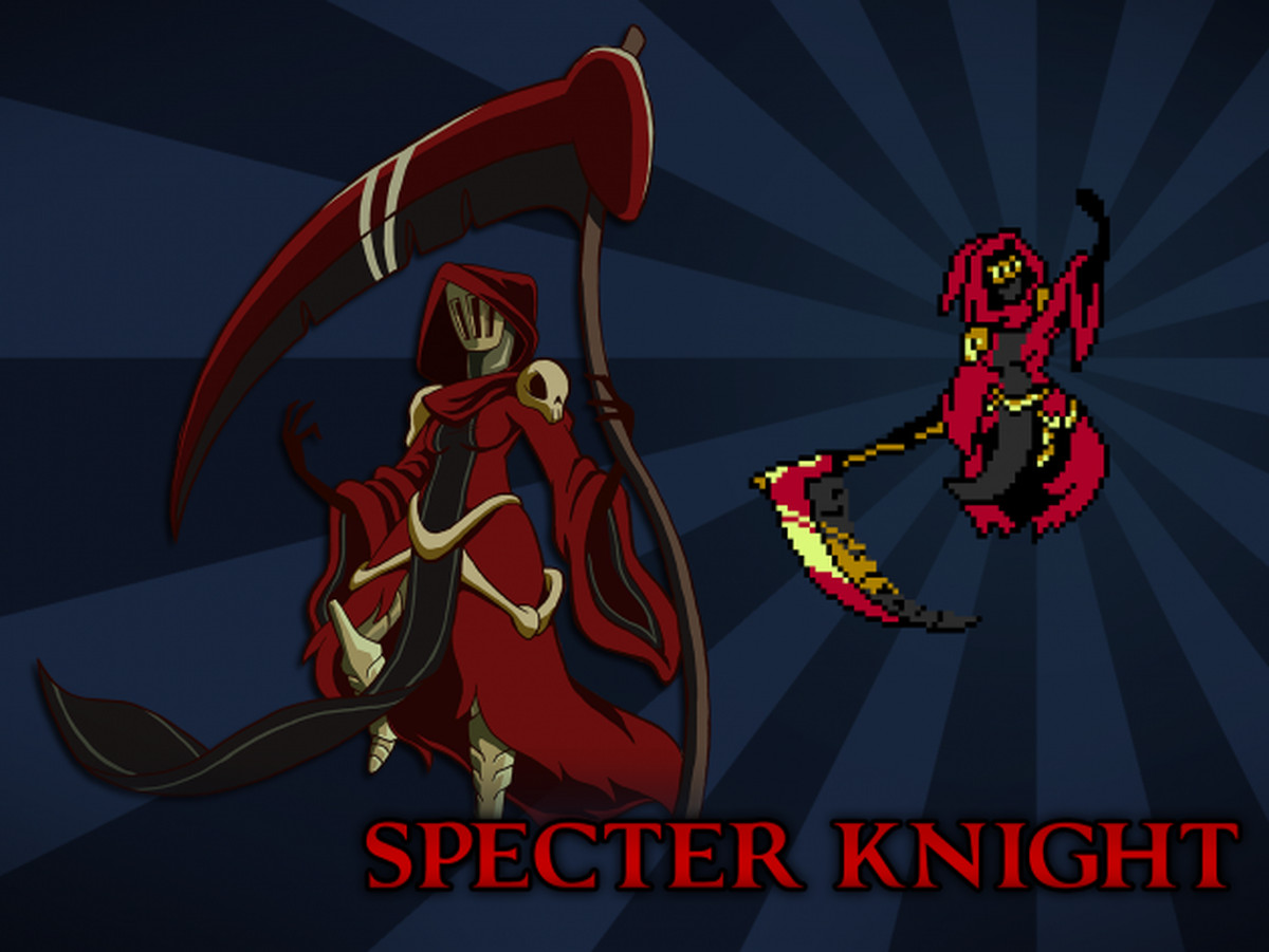 Specter Of Torment Specter Knight S Room