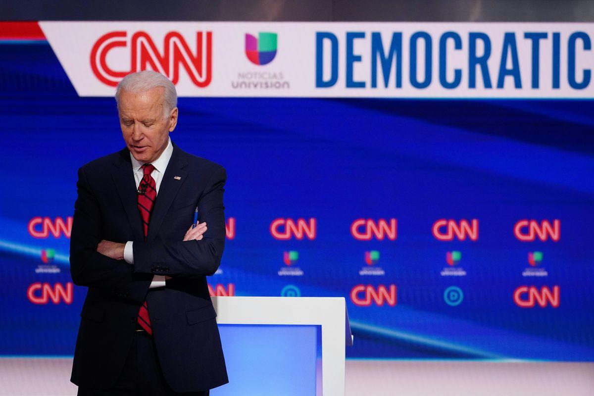Joe Biden now has to win over Bernie Sanders supporters - Vox
