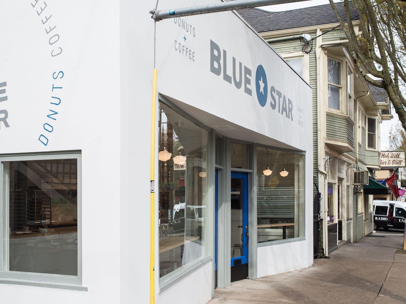 Blue Star Donuts - Eater Portland