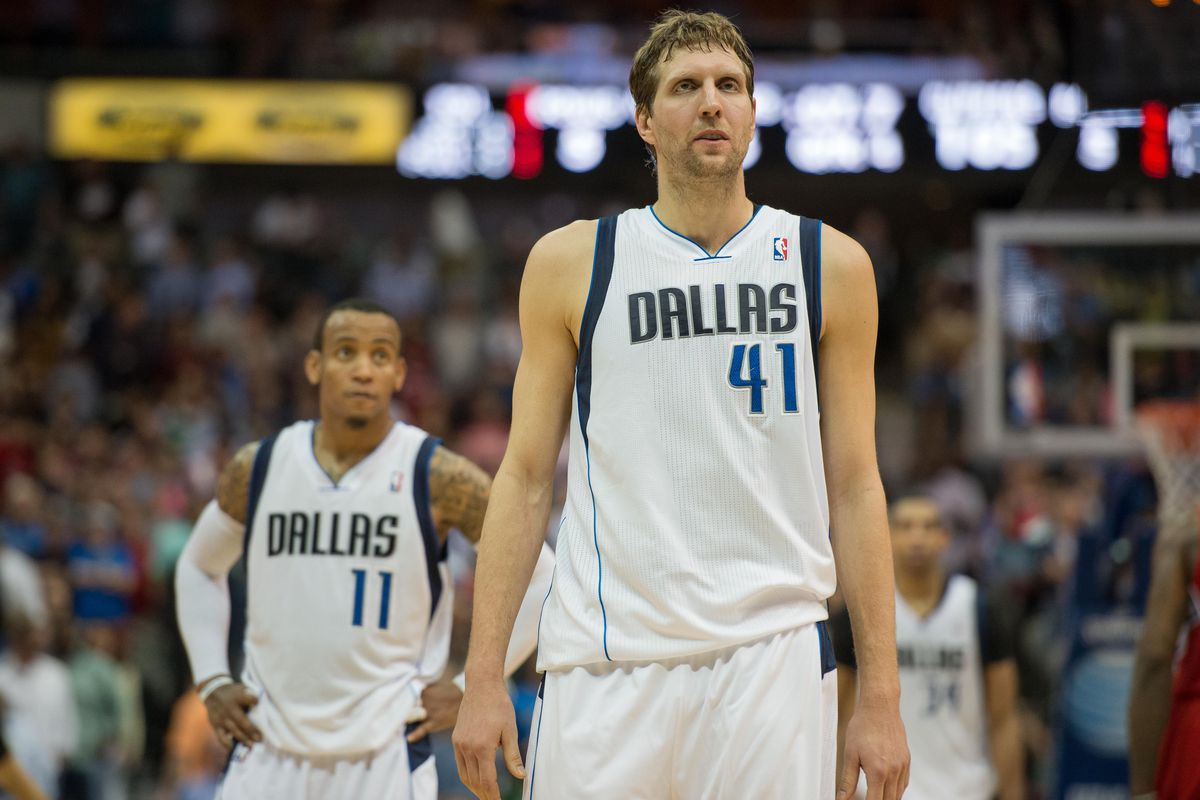 Dirk and Monta will be joined by some improved offensive and defensive weapons this year.