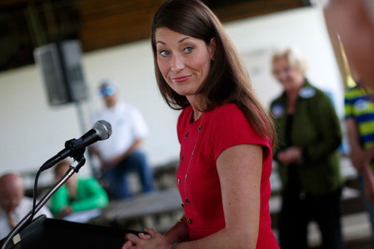 Alison Lundergan Grimes has a secret (if you're an out-of-state Democrat).